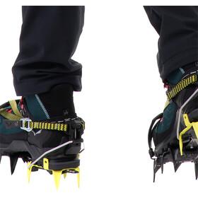 SALEWA Alpinist Combi Crampones, black/yellow
